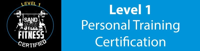Level 1 Personal Training Certification