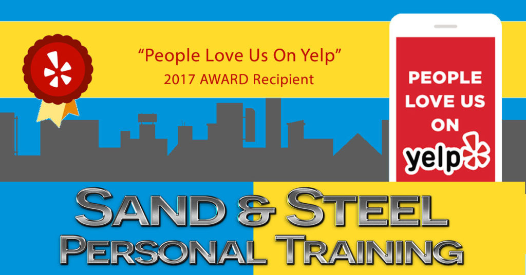 Yelp Top Gym Personal Trainer Alexandria VA
