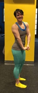 Personal Trainer and CrossFit Coach Alexandria Glute Specialist