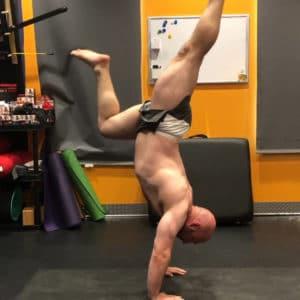 Paul Handstand