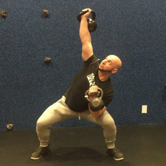 Paul Kettlebell Two Hand Anyhow Profile Photo
