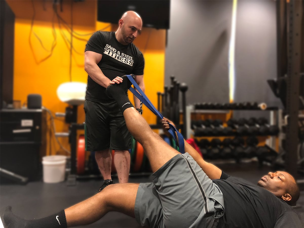 paul roberts mobility weight loss coach