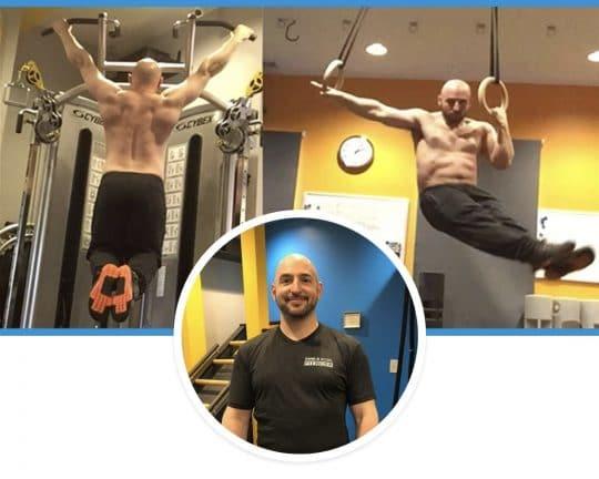 Paul Roberts Personal Trainer Yoga Teacher Alexandria VA Springfield VA