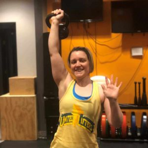 Dawn Anderson Womens Strength Training