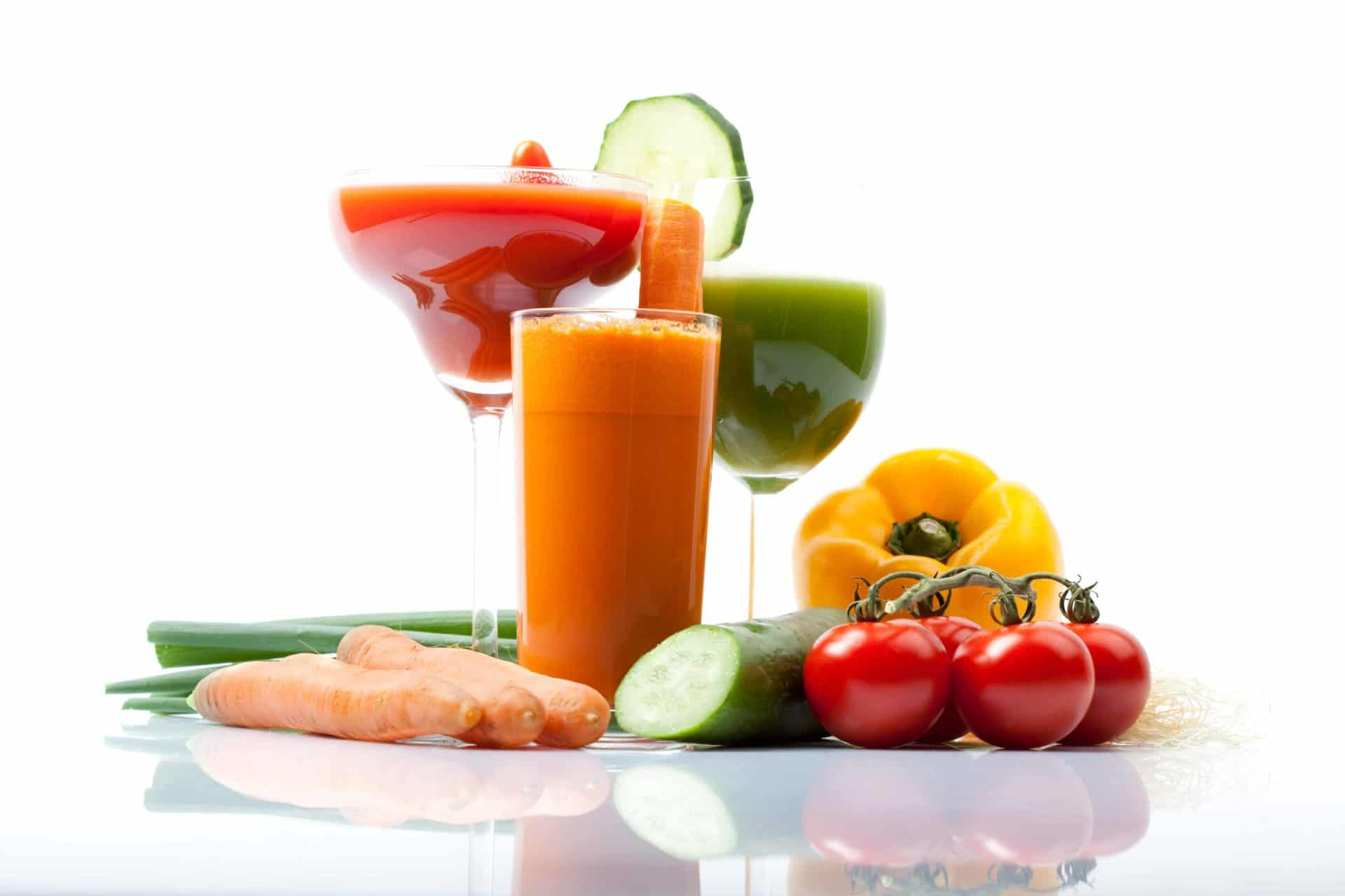 Veggie Juice Shake Smoothie