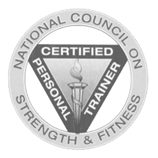 NCSF Personal Training Certified