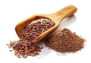 Reduce Chronic Inflammation with Flax Seed or Meal