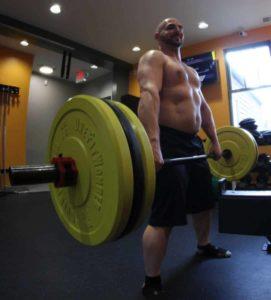 Paul 14 Percent Bodyfat