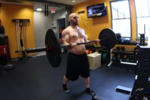 Barbell Curl Paul