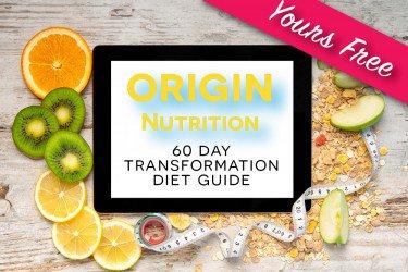 Origin Nutrition Meal Plan