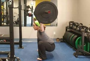 squat mobility warm up routine