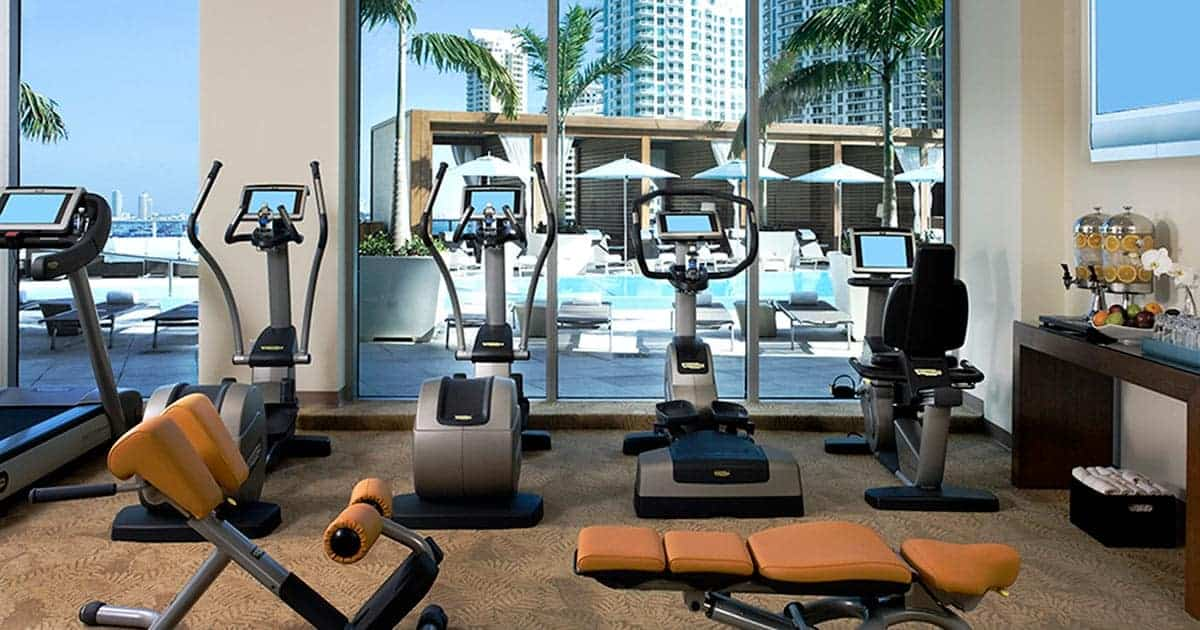 Hotel Workout Gym