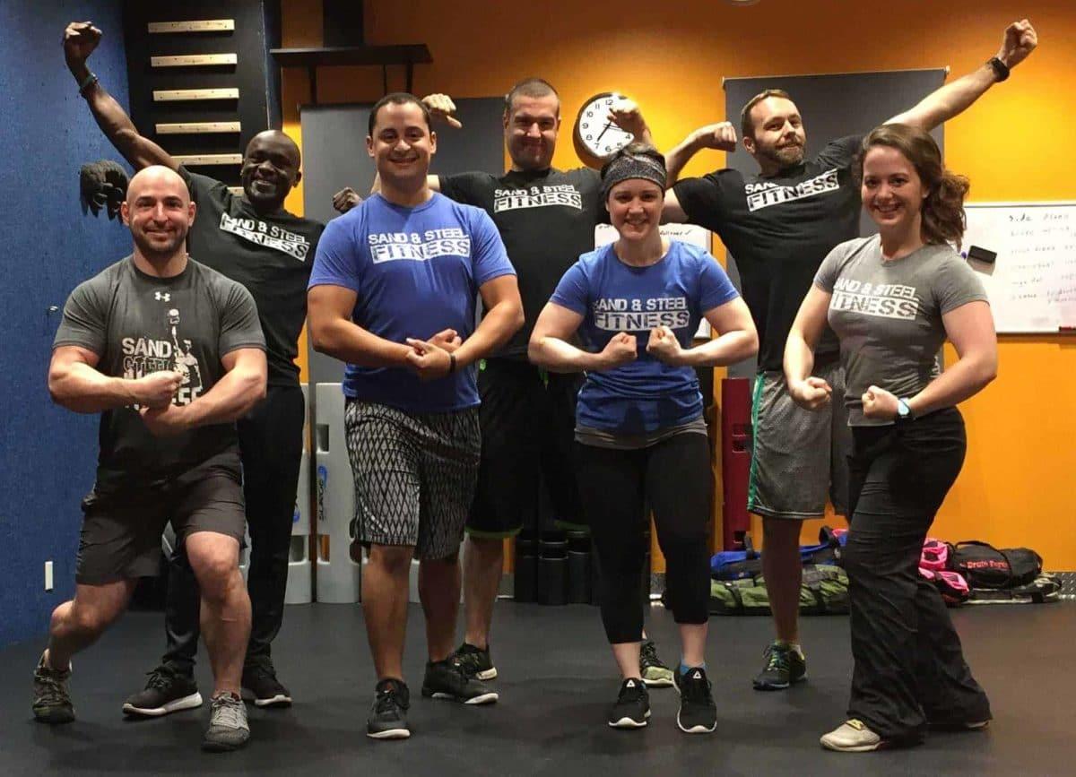 Personal Trainer Service Alexandria VA