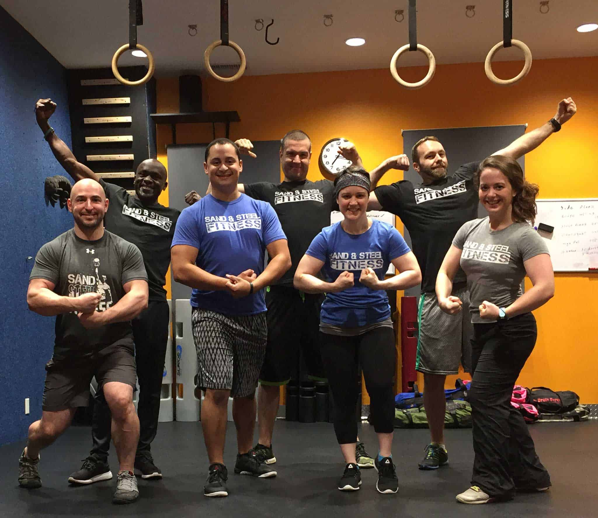 Certified Personal Trainers Alexandria VA