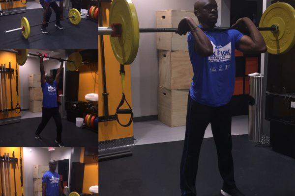 Aurelio Strength and Conditioning Coach