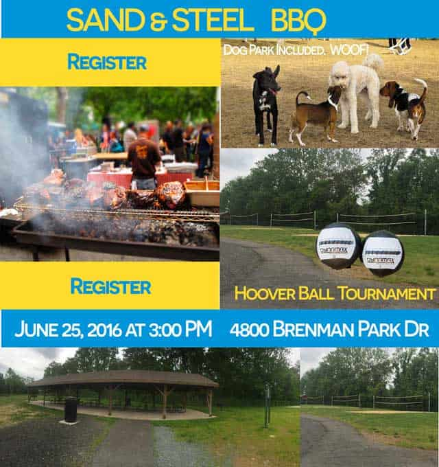 BBQ – Yoga – HooverBall