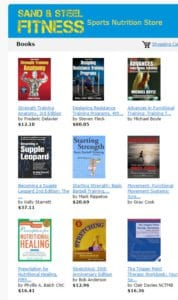 Best Fitness Books Review