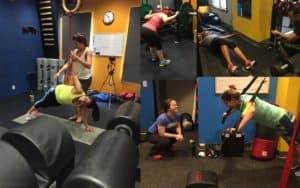 Yoga TRX Personal Training Weight Lifting