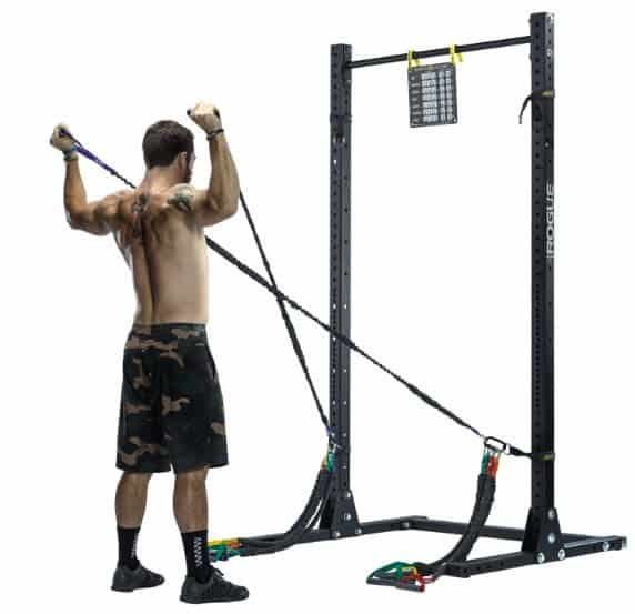 Cable Machine versus CrossOver Symmetry Exercise Tubing - Sand and Steel  Fitness