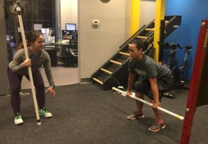 Deadlift Personal Training Rachel