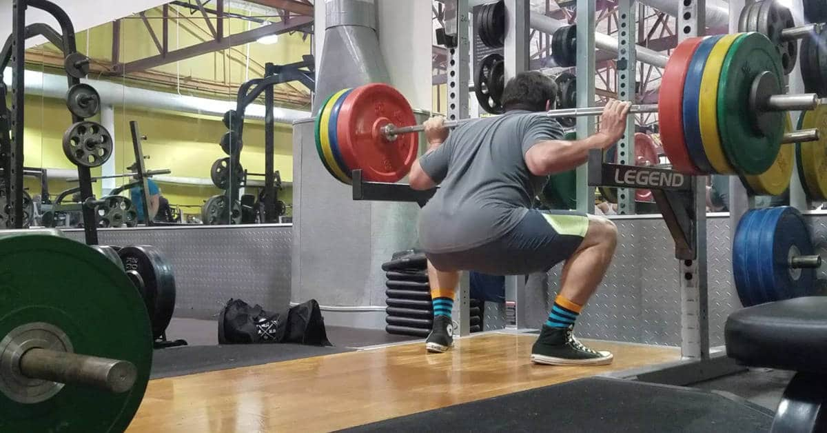 Backsquat Facebook Cover