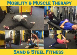 Mobility, Flexibility, and Partner Stretching