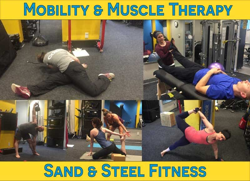 Mobility and Muscle Therapy Range of Motion Flexibility Stretching