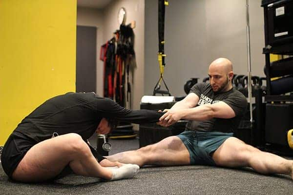 Mobility Flexibility and Partner Stretching