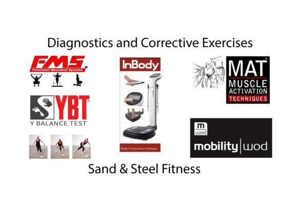 InBody 570 Diagnostics MAT YBT MWOD FMS Mobility