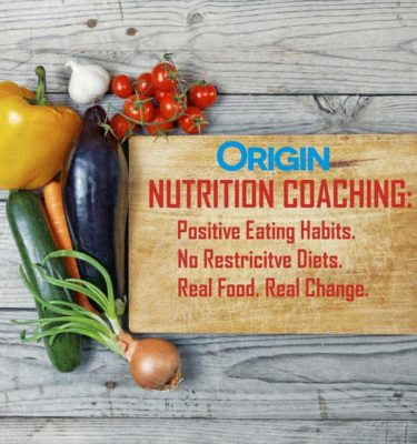 Sports Nutrition Counseling