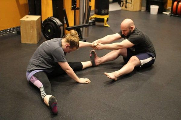 Mobility Flexibility Stretching