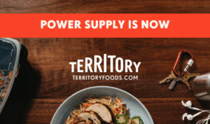 Territory Foods Power Supply – Meal Review