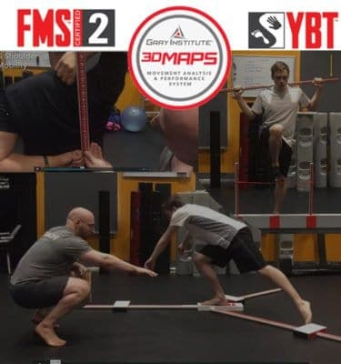 Fitness Assessment Physical Therapy Mobility Functional Movement Screen FMS M|WOD