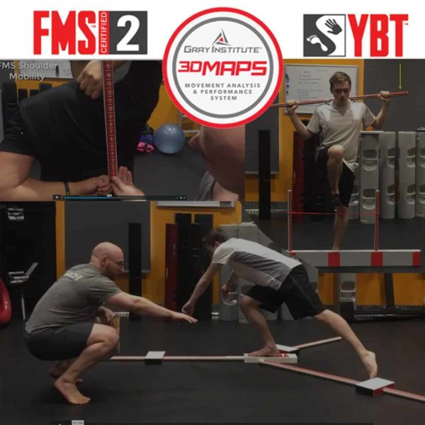 Physical Therapy Mobility Functional Movement Screen FMS M|WOD