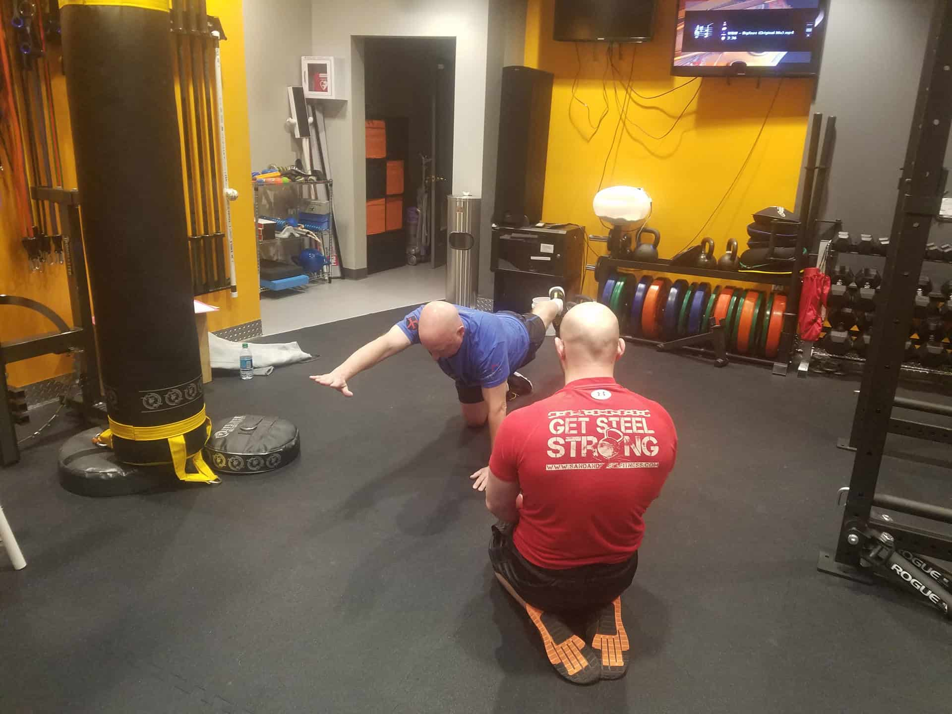 Bird Dog Benefits of Hiring a Personal Trainer