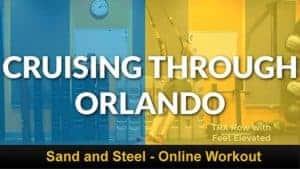 Cruising Through Orlando Workout Facebook