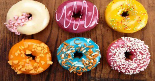 Low Carb Doughnuts Nutrition Coaching High Glycemic Carbs Alexandria VA FB 2