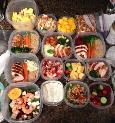 Food Prep Macros