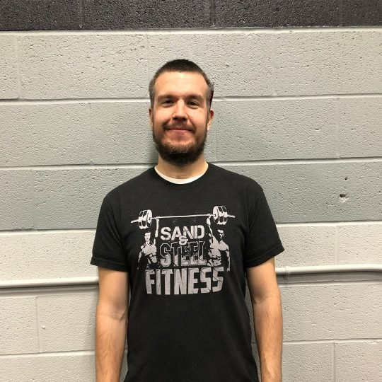 Max Rand Personal Trainer