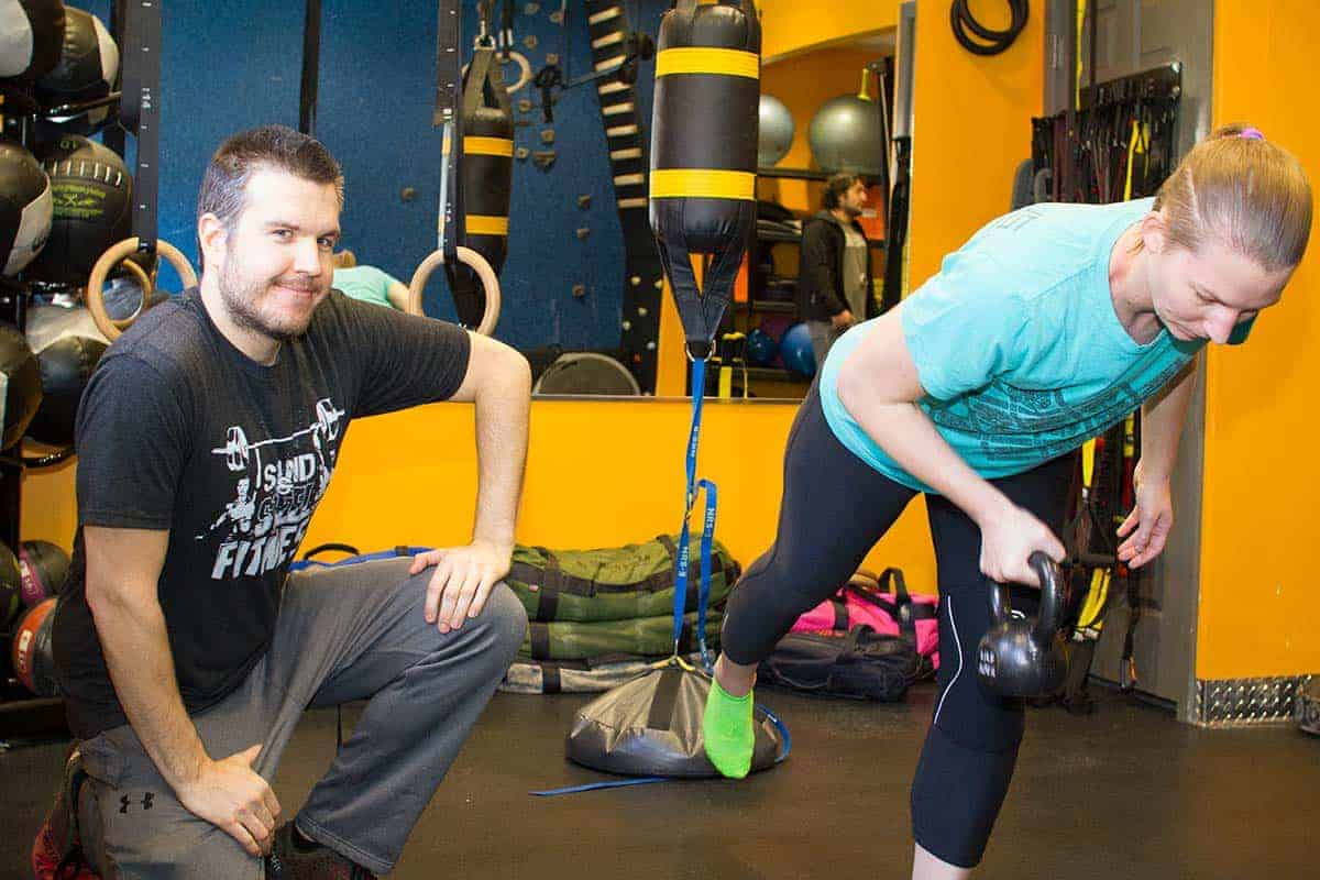 Max and Elga Personal Training