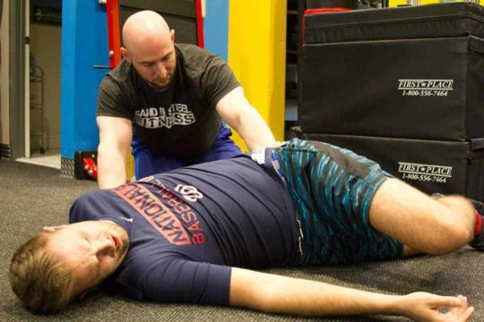 Paul Stretching Mobility Tyler Bio