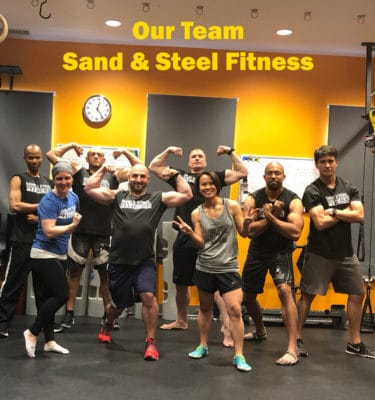 Personal Trainer Our Team