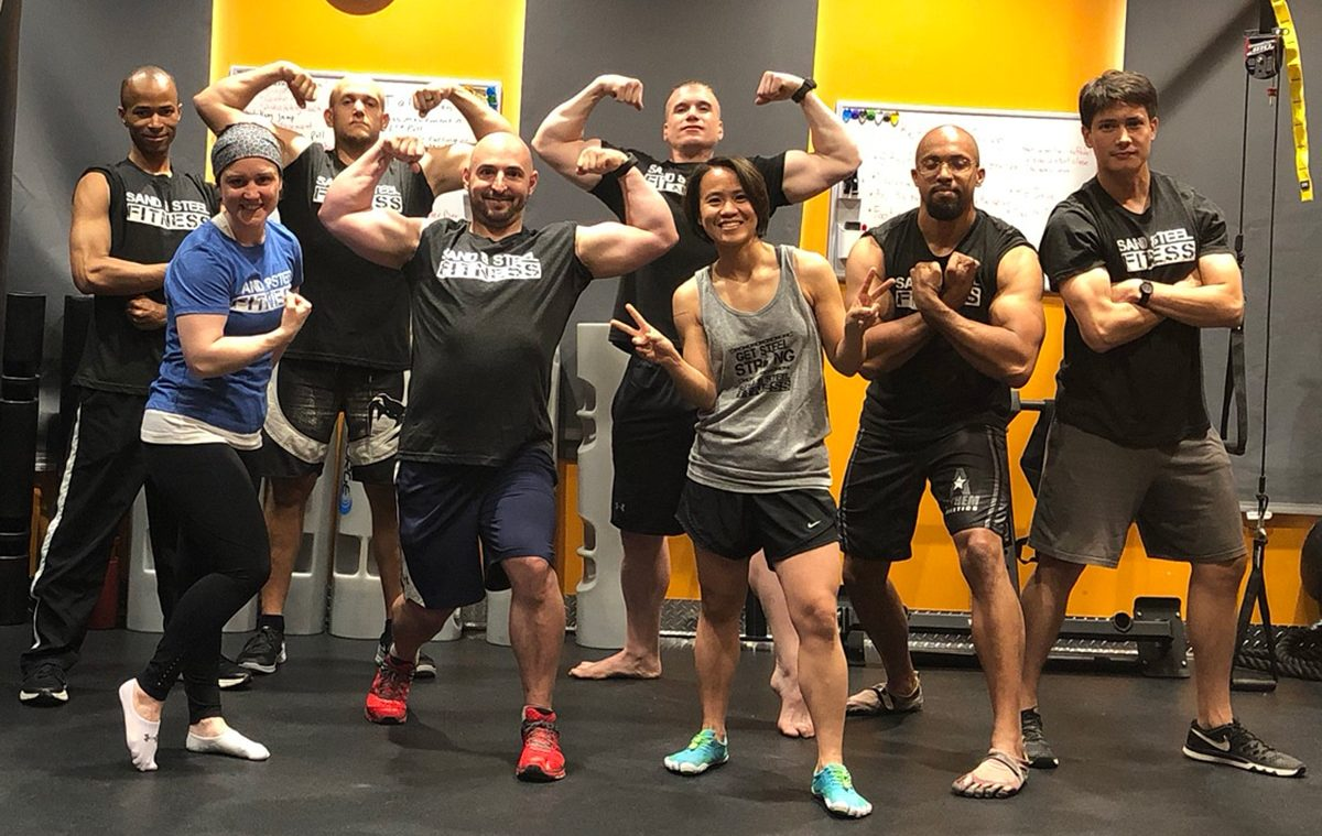 Personal Trainer Our Team Old Town Alexandria VA