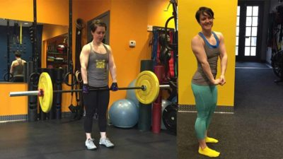 Dawn Anderson <br> Womens Strength Training