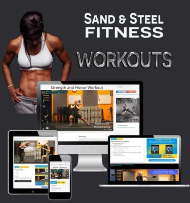 Online Workouts Programs Logo