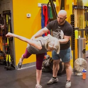 Personal Trainer for Seniors