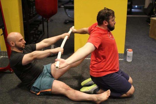 Mobility Flexibility Stretching