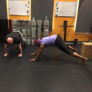 Paul and Jackie Planks and Core