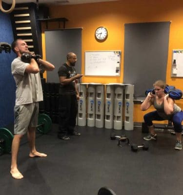 Gym Tour Trial Sessions