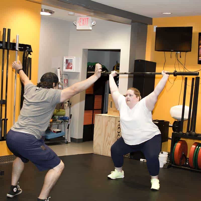 Personal Training Sessions With A Certified Personal Trainer